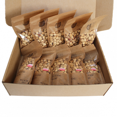 Gift set of 10 x 200g packages