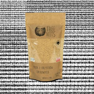 Roasted hazelnut low fat flour 200g