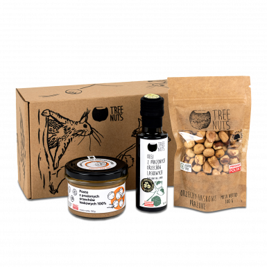 Gift set with spread 100%